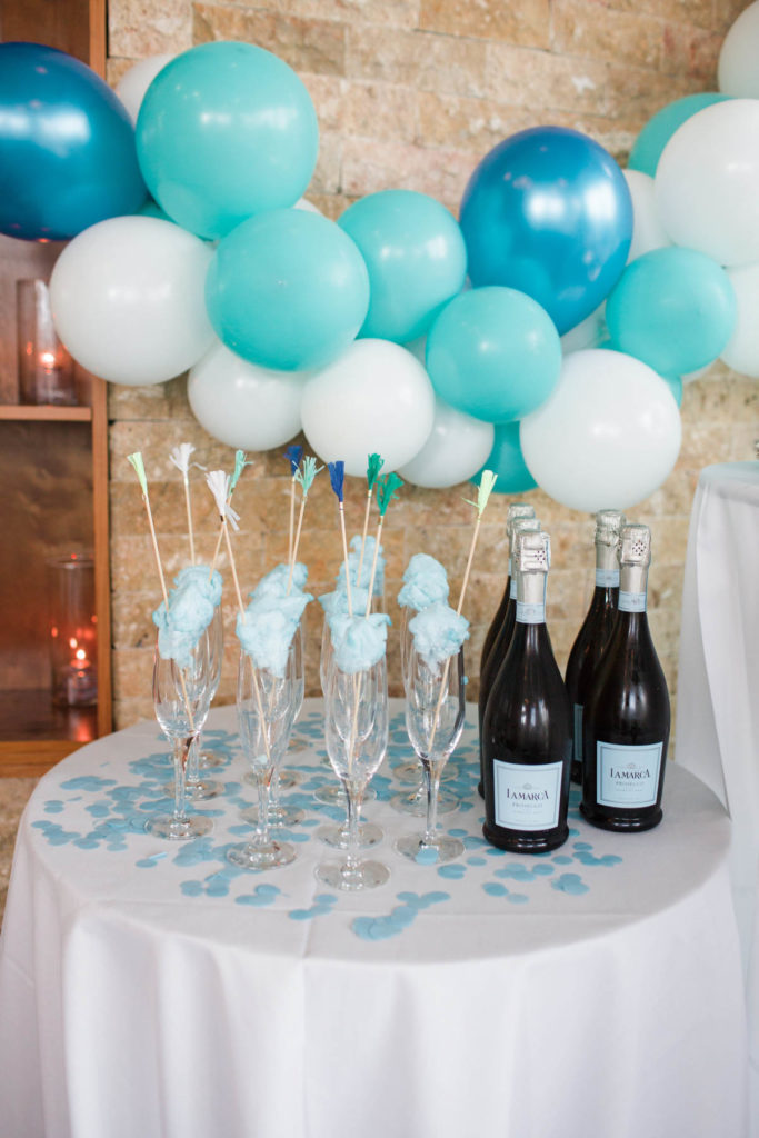 A baby boy sprinkle by Lifestyle blogger Cristin Cooper, Baby Shower DIY, Baby Boy Baby Shower