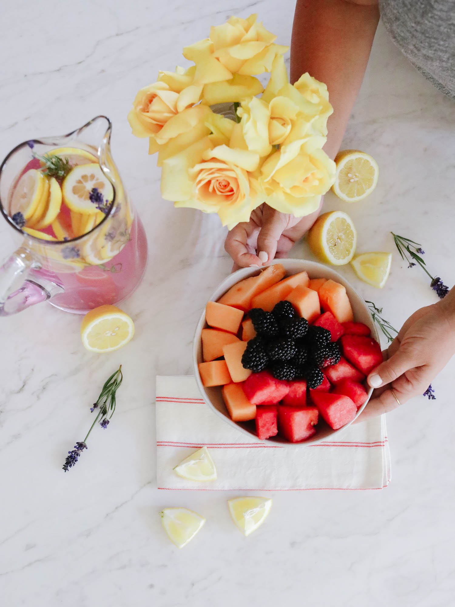 Summer Entertaining Essentials, Afternoon Entertaining, Snacks for Kids