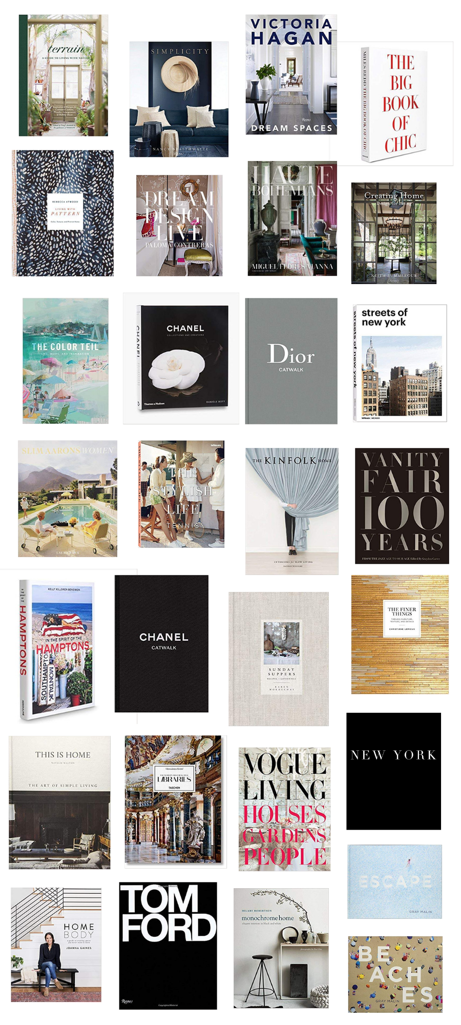 Best Coffee Table Books 4