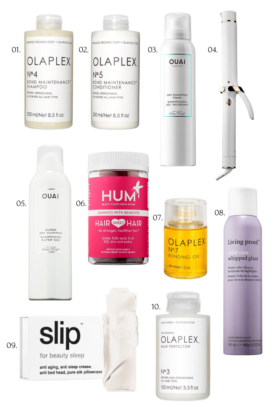 Sephora Sale: Hair Products