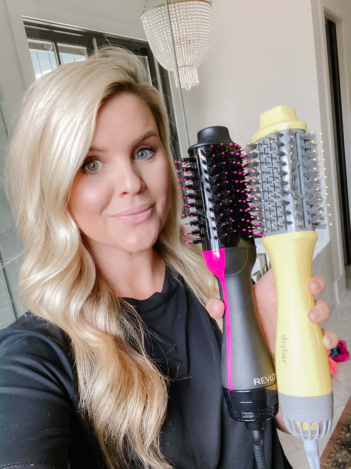 Review Revlon One Step Hair Dryer Vs Drybar Double Shot Cristin Cooper