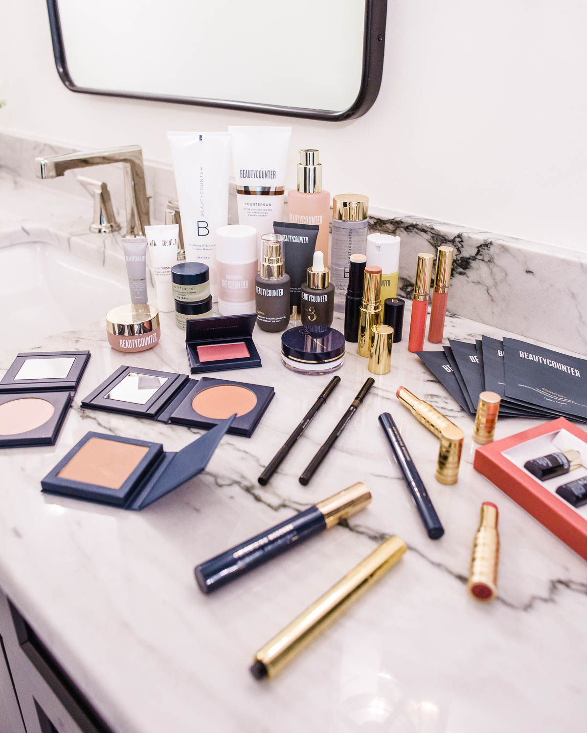 Honest and real review of Beautycounter products.