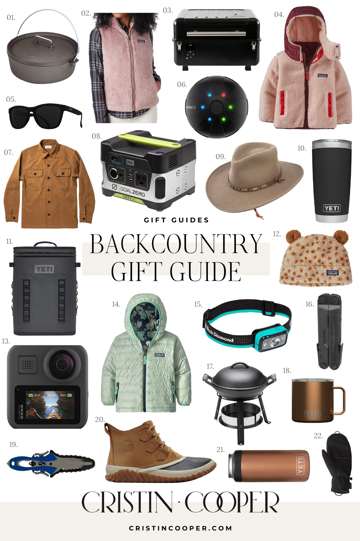 Gifts from Backcountry