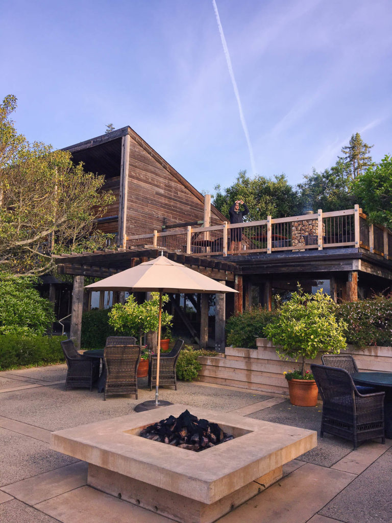 Where to stay in Big Sur, the Ventana Inn