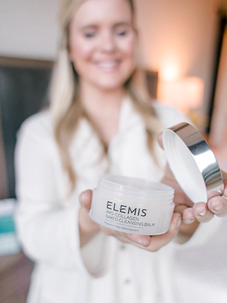 Elemis pro collagen naked cleansing balm