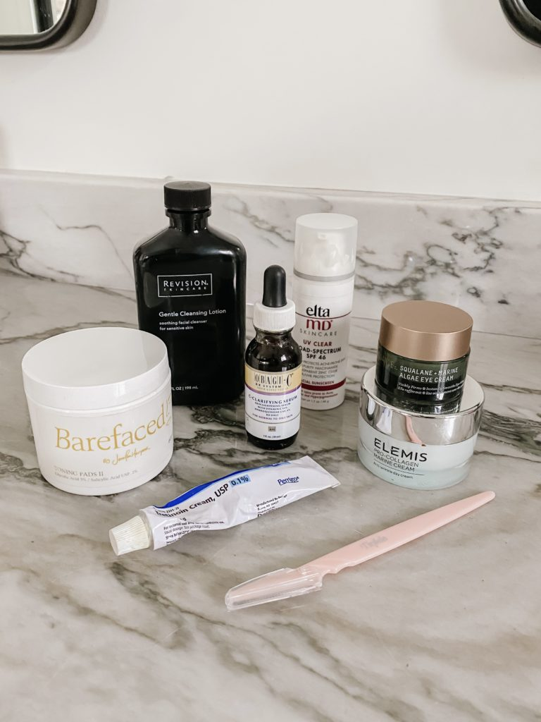 The skincare essentials for a basic skin care routine