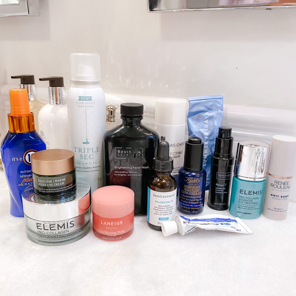 Cristin Cooper Skincare and Beauty Favorites