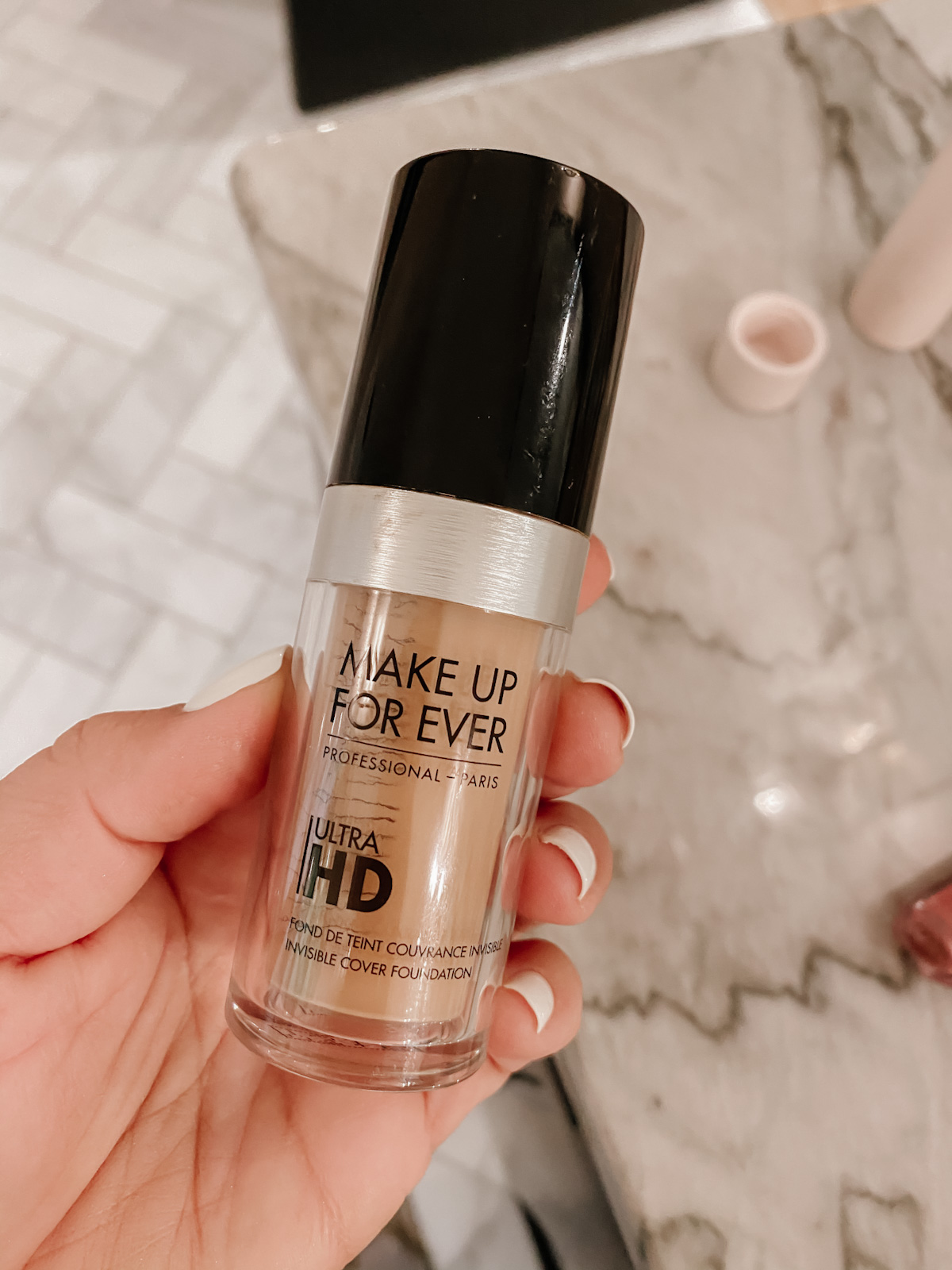 Beauty Empties - Makeup Forever Foundation